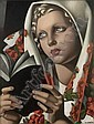 TAMARA DE LEMPICKA, Tamara DeŁempicka, Click for value