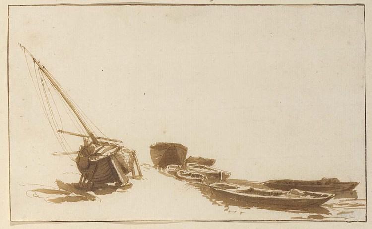 JAN DE BISSCHOP AMSTERDAM 1628 - 1671 THE HAGUE