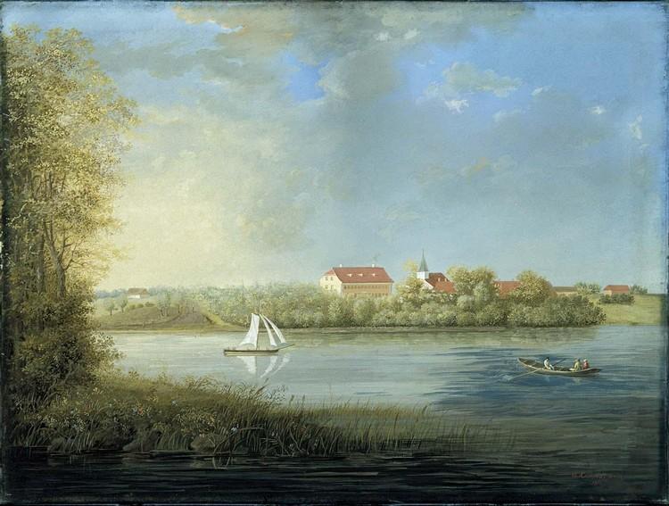 JOHANNES LUDVIG CAMRADT COPENHAGEN 1779 - 1849
