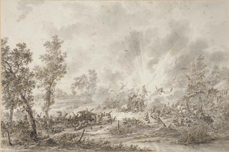 DIRK LANGENDIJK ROTTERDAM 1748 - 1805