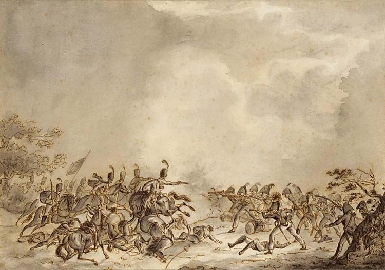 JAN ANTHONIE LANGENDIJK ROTTERDAM 1780 - 1818 AMSTERDAM