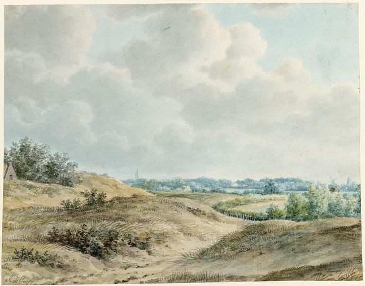 PIETER DE GOEJE ENKHUIZEN 1789 - 1859 HAARLEM