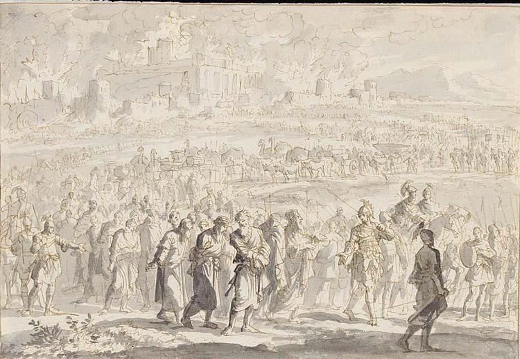 JAN LUYKEN AMSTERDAM 1649 - 1712