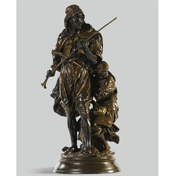 Pierre-Louis Détrier , French 1822-1897 