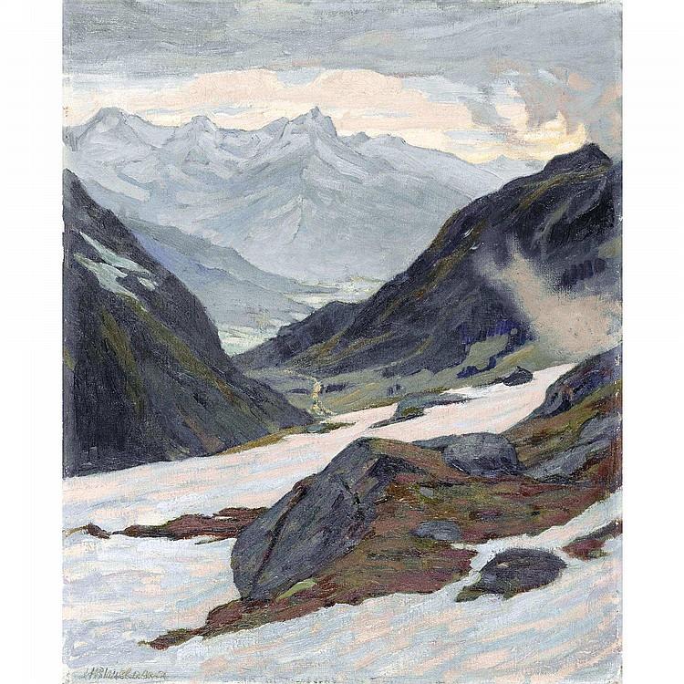 HANS BEAT WIELAND 1867-1945