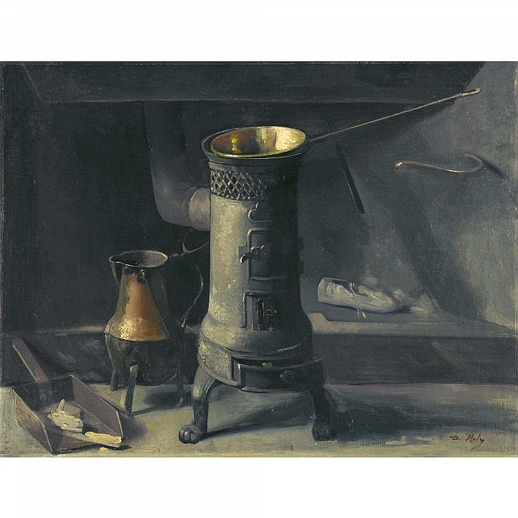 DANIEL IHLY 1854 - 1910