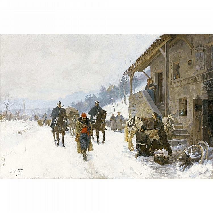 EDOUARD CASTRES 1838 - 1902