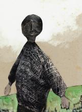 BAHMAN MOHASSES | Untitled