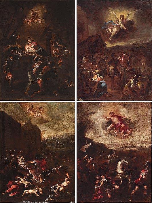 Matteo dei Pitocchi, called il Ghidoni