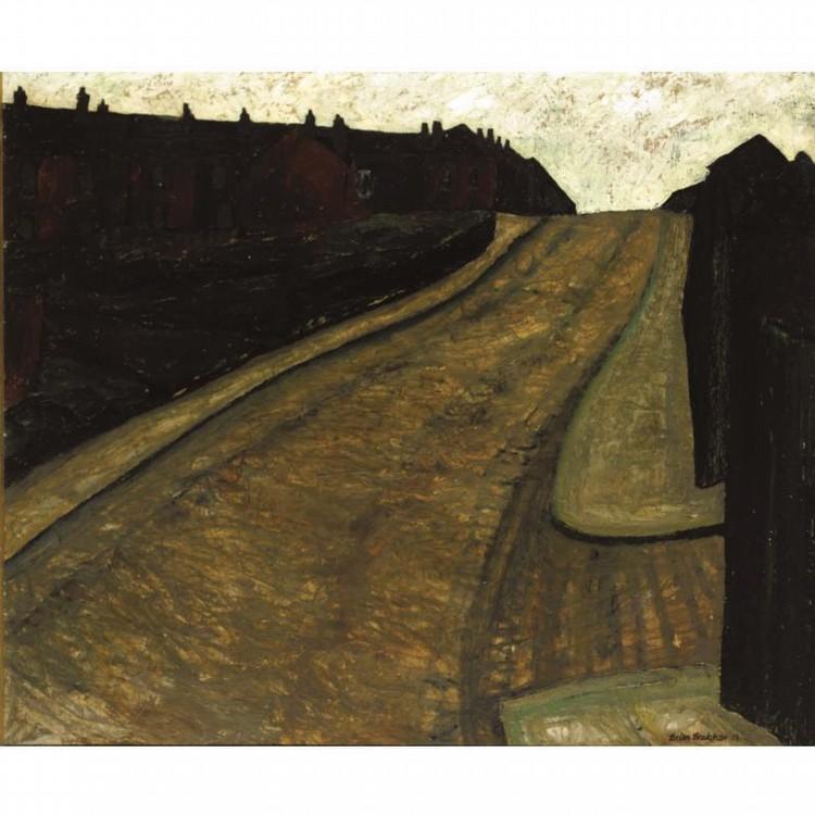 m - BRIAN BRADSHAW, B.1923