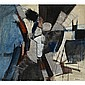 Adrian Heath , 1920-1992 Untitled oil on canvas   , Adrian Heath, Click for value