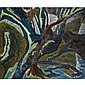 Gregory Amenoff , b. 1948 Pastorale oil on canvas   , Gregory Amenoff, Click for value