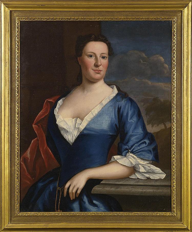 ROBERT FEKE (1707 - 1752)