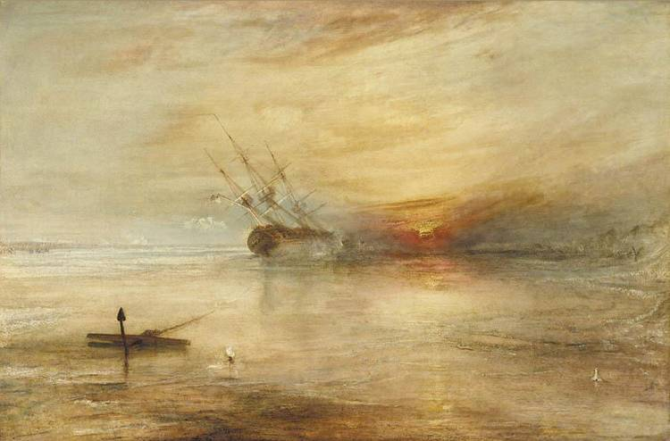 JOSEPH MALLORD WILLIAM TURNER R.A.  1775-1851