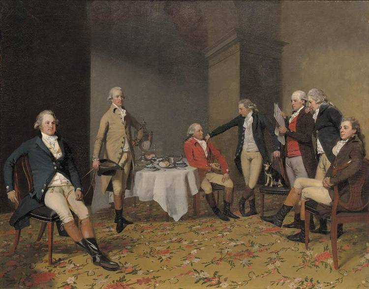 f - HENRY WALTON 1746-1813