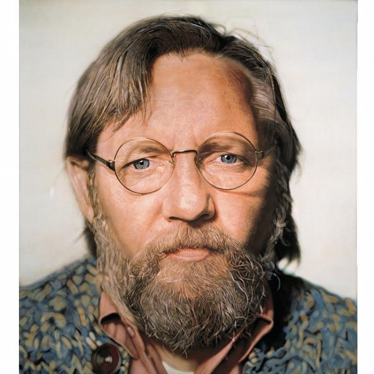 PROPERTY FROM THE ROBERT B. MAYER FAMILY COLLECTION CHUCK CLOSE B. 1940 JOHN