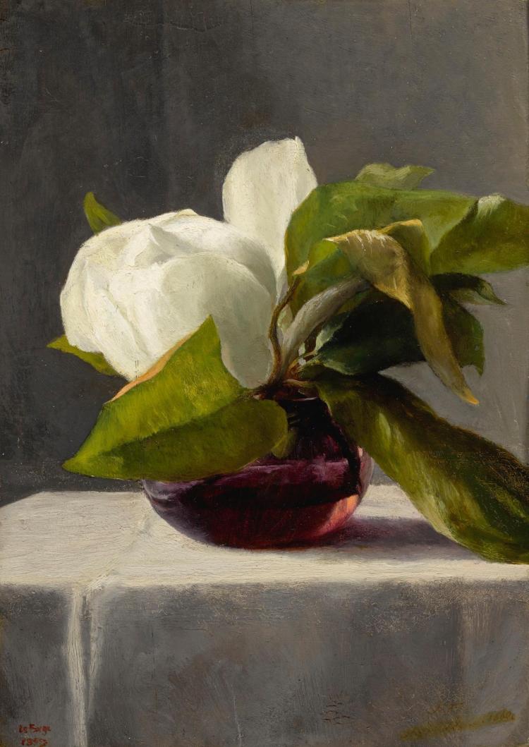 JOHN LA FARGE   Magnolia