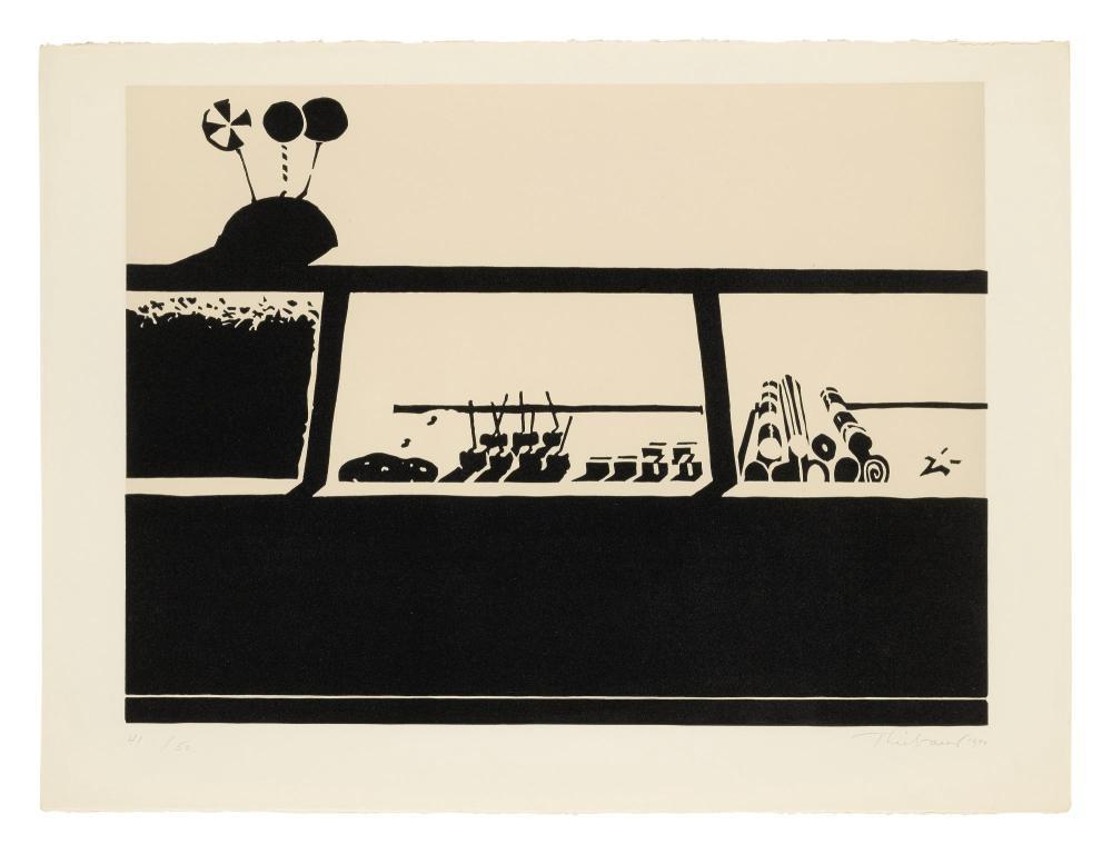 WAYNE THIEBAUD (B.1920) | Candy Counter
