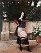 FRANCISCO MIRALLES, SPANISH VALENCIA 1848-BARCELONA 1901, Francisco (1848) Miralles, Click for value