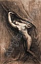 f - JEAN DELVILLE, BELGIAN 1867-1953, Jean Delville, Click for value