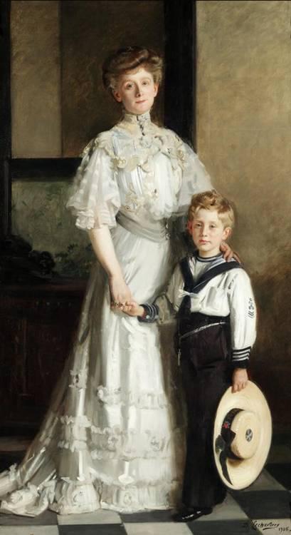 w - HUBERT-DENIS ETCHEVERRY, FRENCH 1867-1950