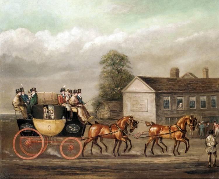 CHARLES VACHER, 1818-1833