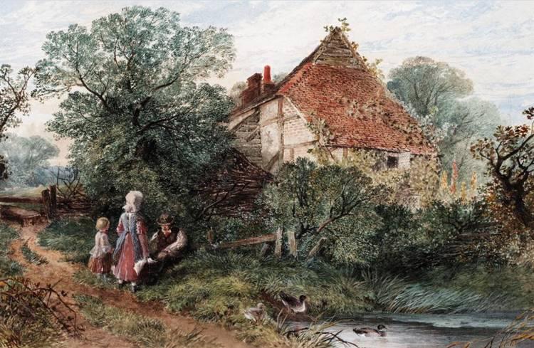 EDMUND MORISON WIMPERIS, 1835-1900
