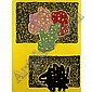 JONATHAN LASKER B. 1948 STYLES OF BEING, Jonathan Lasker, Click for value