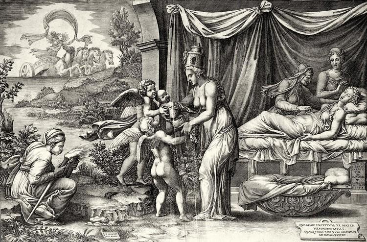 GIORGIO GHISI 1520-1582