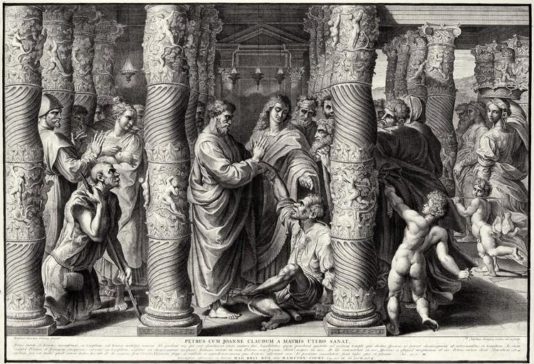 NICOLAS DORIGNY 1652-1746