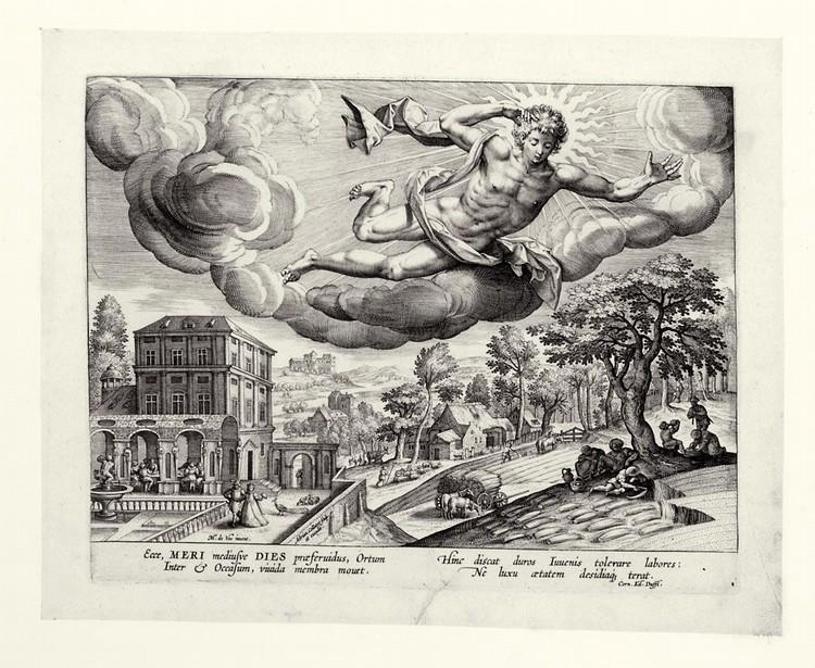 f - ADRIAEN COLLAERT CA.1560-1618