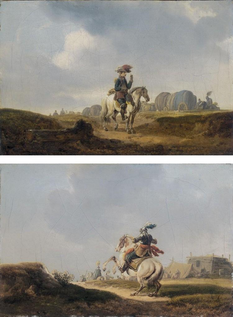 JACQUES-FRANÇOIS-JOSEPH SWEBACH METZ 1769 - 1823 PARIS