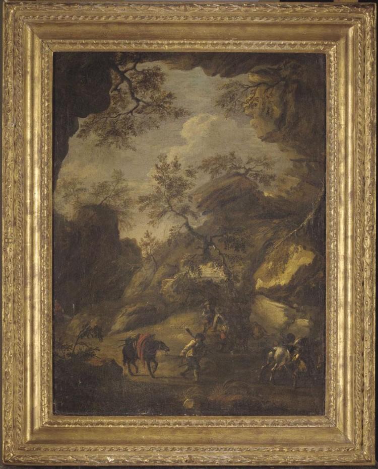 PANDOLFO RESCHI GDANSK CIRCA 1640 - 1696 FLORENCE