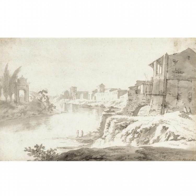 WILLEM DE HEUSCH UTRECHT 1625 - 1692