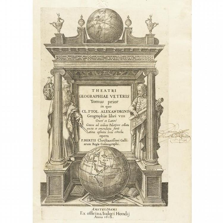 BERTIUS, PETRUS (1565-1629).