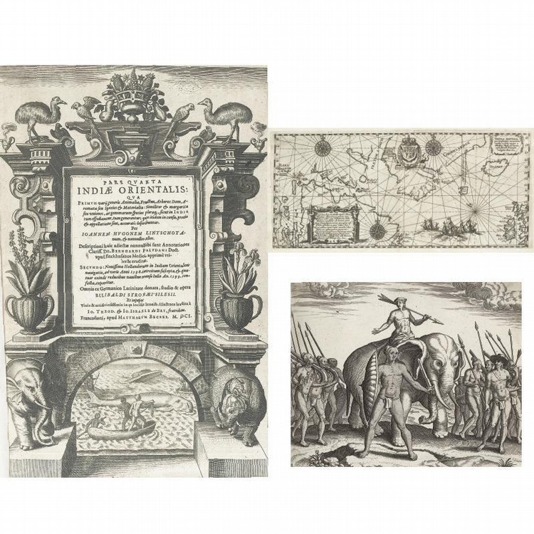 DE BRY, JOHANN THEODOR (1561-1623)