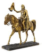 JEAN-LÉON GÉRÔME FRENCH, 1824 - 1904 | Napoléon Bonaparte entrant au Caire (Napoléon Bonaparte entering Cairo)