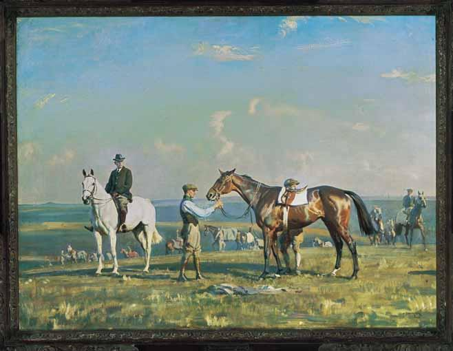 PROPERTY OF A GENTLEMAN SIR ALFRED JAMES MUNNINGS, P.R.A. 1878-1959