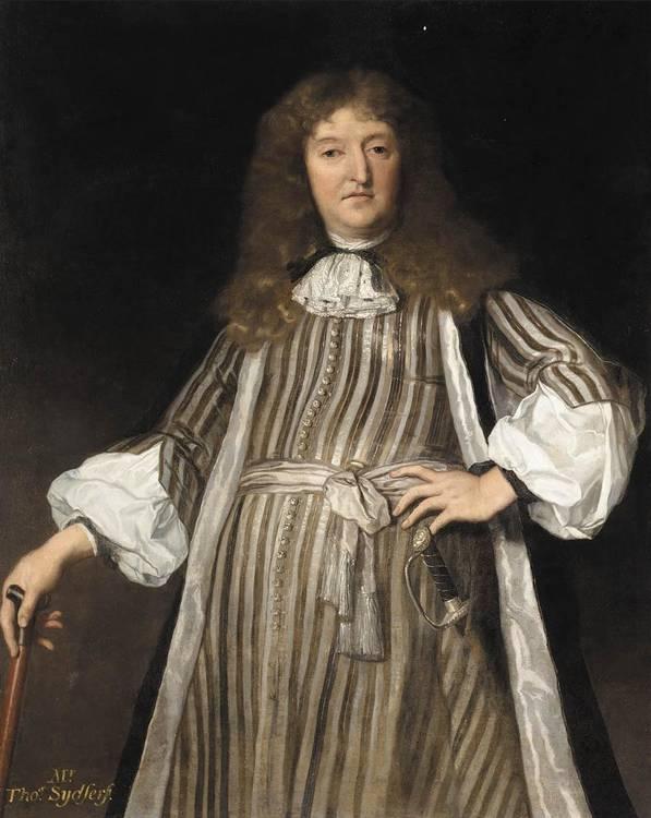 JOHN MICHAEL WRIGHT 1617-1694