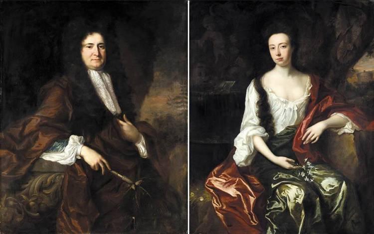 JOHN RILEY 1646-1691