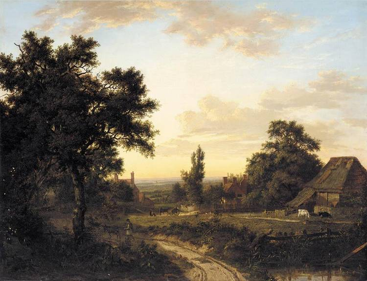 PATRICK NASMYTH 1787-1831