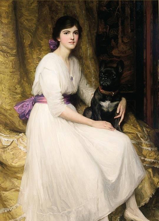 SIR FRANCIS BERNARD DICKSEE, P.R.A. 1853-1928