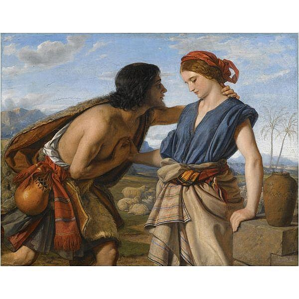 - William Dyce, R.A., H.R.S.A. , 1806-1864 