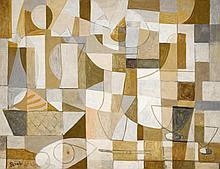 JOAQUÍN PEINADO | CubistStill Life