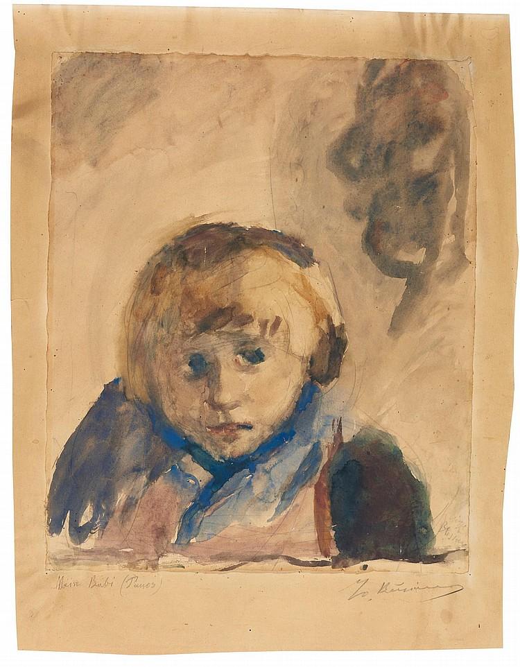 GEORGIOS BOUZIANIS | Three Portraits