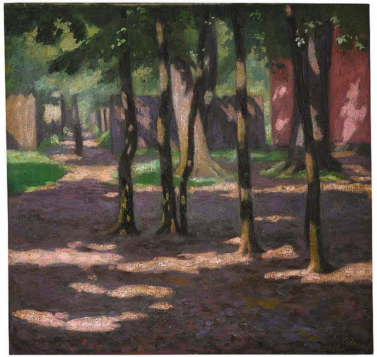SÁNDOR GALIMBERTI | Trees