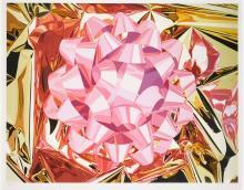 JEFF KOONS | Pink Bow