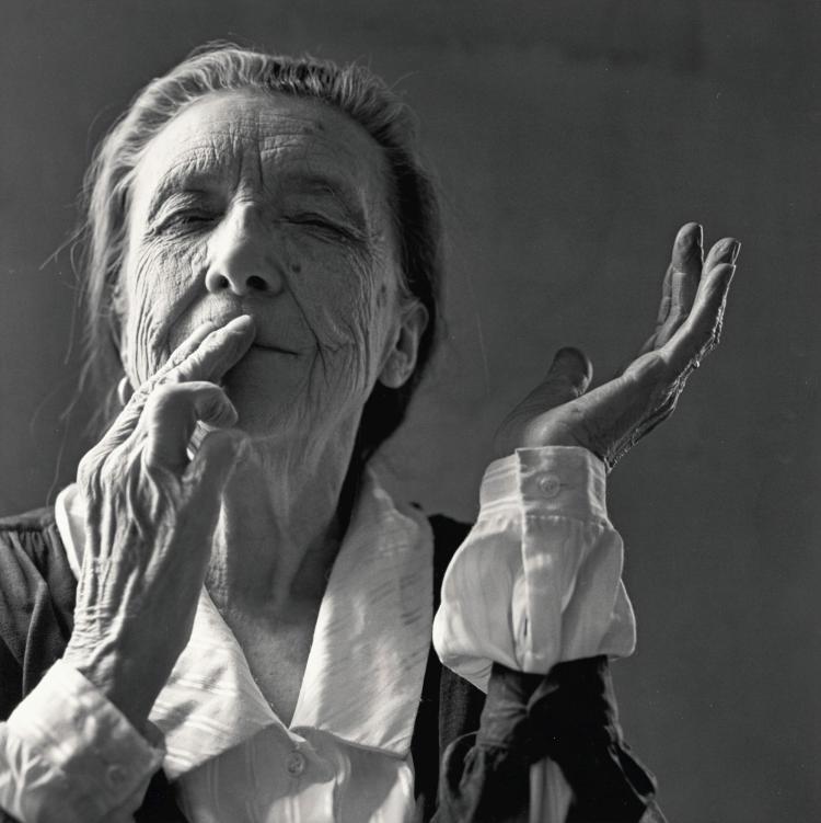 YANN CHARBONNIER | 'Louise Bourgeois', 1990
