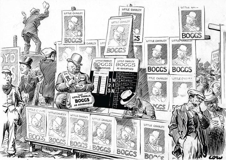 LOW, 'PUBLICITY', INK, 1924
