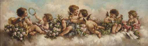 CHARLES HENRY AUGUSTUS LUTYENS, BRITISH 1829-1915